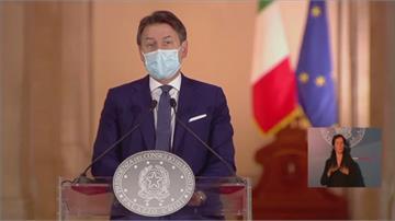 歐州疫情第二波 義大利祭新禁令