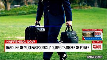 川普拒出席就職典禮 「核足球」交接成問題