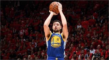 NBA決賽/浪花兄弟合砍57分 勇士以106比105險勝暴龍