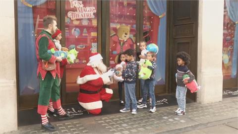 英國塞港兼缺工「耶誕禮物」缺貨? 3層高芭比娃娃屋列十大熱門玩具