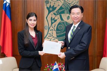快新聞/尼加拉瓜駐台新任大使曾來台留學 吳釗燮盼深化台尼邦誼