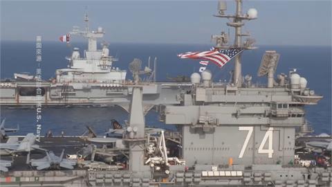 美日法聯合軍演劍指中國!我國軍改制提升聯合作戰能力