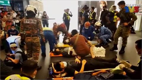 馬來西亞兩列車急煞 47人重傷、166人輕傷