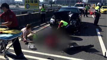 借車給女兒酒駕撞警害截肢 二審逆轉媽媽免賠千萬