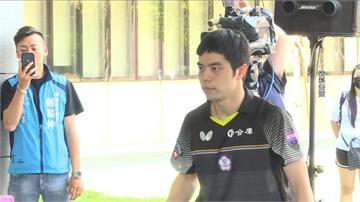 桌球/莊智淵拋震撼彈 放棄2020東京奧運
