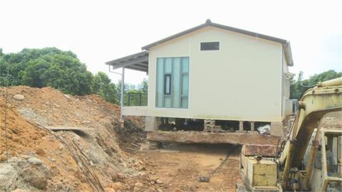 房屋劃入道路預定地 「整棟」搬50公尺免拆除