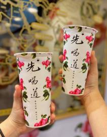 古典玫瑰園開啟台灣手搖飲新高度 英式玫瑰花瓣特調茶銷售破百萬杯