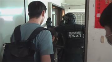 詐騙集團承租多處大樓當話務機房  警「破關」一舉攻破四處詐騙機房