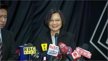 快新聞/超過中國! 台灣經濟成長率2.98% 蔡英文:國人共同守住疫情「確保經濟元氣」