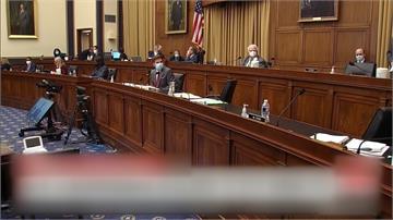 確診議員前一天和司法部長距離超近...眾議院宣布入內強制戴口罩