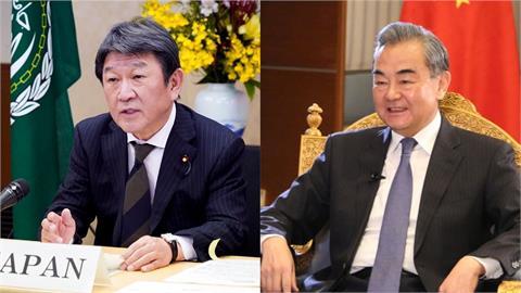 喊反對干預中國內政!王毅對日本外相撂話:不要把手伸得太長