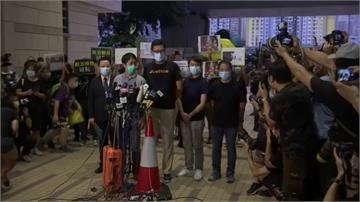 涉暴動、妨礙司罪法被捕 港民主派議員林卓廷保釋