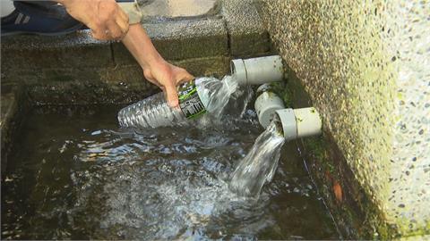 全台抗旱大作戰 這裡水竟然不關流不停
