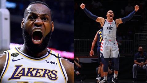NBA/重磅交易!「威少」遭交易至湖人 攜手「詹皇」組超級3巨頭