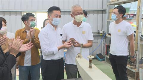 總統談大新竹合併基於三根據 林智堅表認同