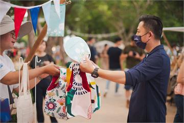 2020台灣設計展時空交錯 在百年竹塹城辦市集
