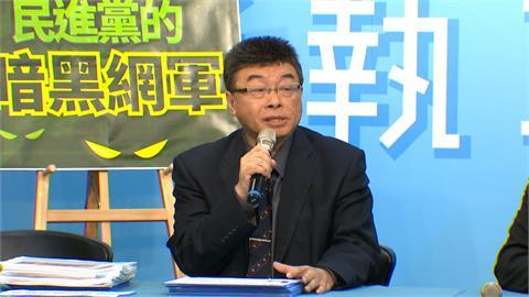 邱毅赴中打疫苗轟國黨「酒囊飯袋」 名嘴:失意政客表忠