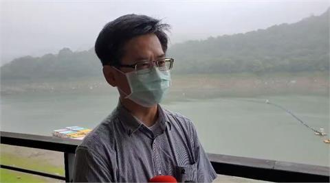 快新聞/石門水庫今累積雨量4mm 管理中心主任:不無小補
