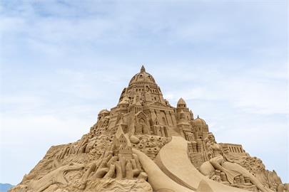 快新聞/福隆國際沙雕藝術季5/28開跑 台鐵逢週末、端午連假6班次增停福隆站