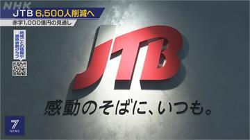 日最大旅行社JTB預估今年虧損千億日圓 裁員6500人因應