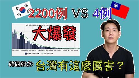 南韓疫情捲土重來!寶島疫情控制讓韓網友超羨慕 紛喊:快向台灣學習
