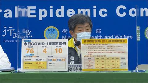 快新聞/屏東社區篩檢站萬人PCR皆陰性 陳時中:持續監測到7/11