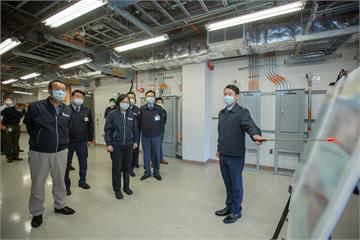 快新聞/媒體曝蔡英文視導樂山雷達站「美顧問悄現身」 空軍司令部回應了