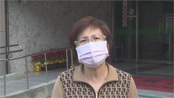 邱淑媞全副武裝視察和平醫院 當年醫師張裕泰:我們對她反感