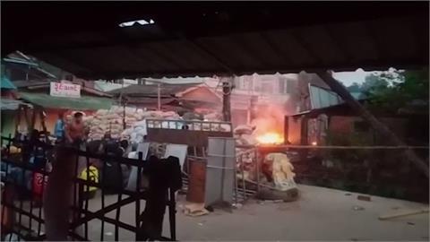 仰光東北城鎮「勃固」血腥鎮壓 單日82人喪命