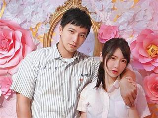 恭喜!小煜閃婚「她是我的女王」辣妻爆乳美照曝光