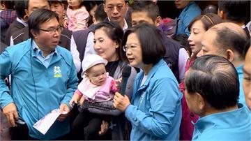 國民黨推《反併吞法》 蔡英文批政治操作:以後連台灣都不能講