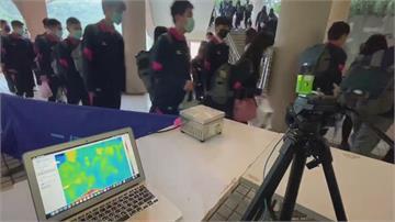 只要2萬!基隆學生研發紅外線體溫成像儀