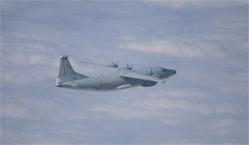 快新聞/共機又來了! 2中國軍機闖我空域 9月以來第42度擾台