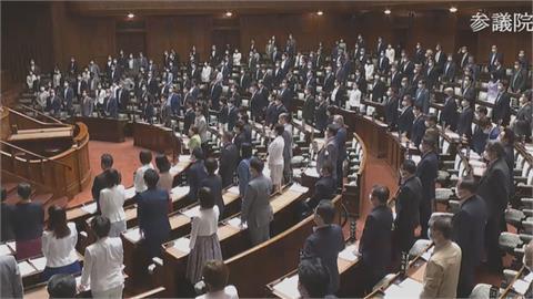 日參議院全員起立挺台加入WHA謝長廷:最美的鏡頭!深深感謝!
