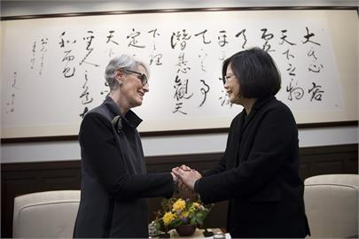 快新聞/對中國統一企圖憂心 美副國務卿:台美加強政經關係