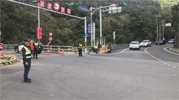 台九線草埔隧道瀰漫瓦斯味 緊急疏散封閉隧道