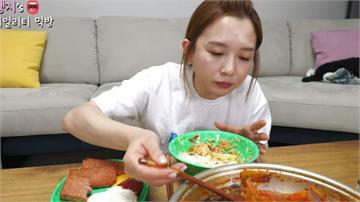 「泡菜是南韓文化」小粉紅崩潰 正妹吃播主急道歉反惹怒韓網友