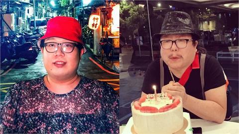 蕭敬騰曬老爸慶生照!意外撞臉泰國網紅 網笑:以為走錯棚