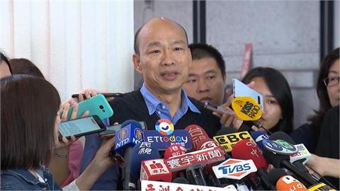 爆料韓國瑜酒店「背心經」挨告 賴坤成出庭喊冤:北農的人說的!