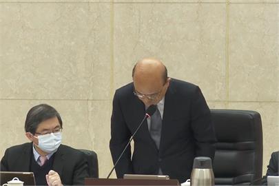快新聞/台鐵太魯閣號事故 蘇貞昌鞠躬致歉:政府責無旁貸