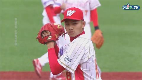 生涯前3場先發26三振 徐若熙破郭李建夫紀錄