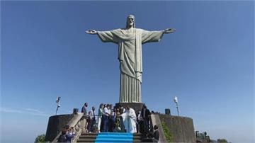 讓信仰拯救武漢肺炎? 巴西救世基督像重新開放