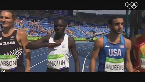 里約奧運後第二度組隊 難民代表團成軍拚東奧