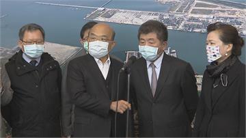 台灣有「天網」防疫侵犯隱私?陳時中:資料28天內會銷毀