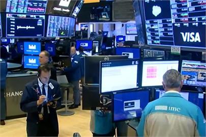 快新聞/投資人憂Delta變異株再掀疫情 美股開盤大跌道瓊重挫474點