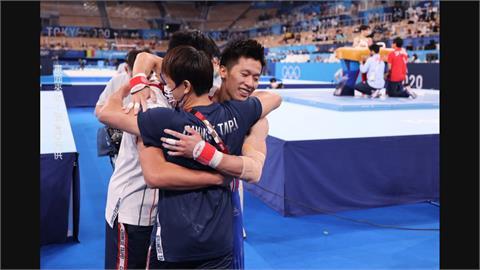 東奧鞍馬奪銀 李智凱:這是我的生命與全部 台灣首面奧運體操獎牌