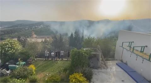 報復哈瑪斯火箭射耶路撒冷 以色列空襲加薩釀20死