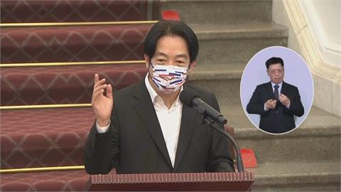 快新聞/總統府迎接「台灣英雄」凱旋 賴清德致謝:精彩表現讓台灣被世界看見
