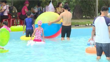 水里玩水節清涼一「夏」 溪頭避暑人氣旺