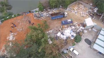 黑心回收場汙染環境!醫療、化學廢棄物隨便埋